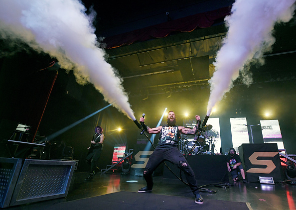 Skillet - Cooking Pan「Skillet And Sevendust In Concert With Pop Evil And Devour The Day - Tempe, AZ」:写真・画像(0)[壁紙.com]