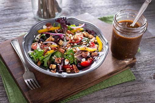 Vinaigrette Dressing「Mixed Green Salad」:スマホ壁紙(19)
