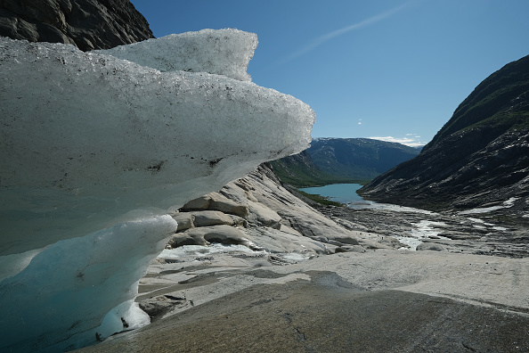 Melting「Global Warming Is Accelerating The Melting Of Norway's Glaciers」:写真・画像(18)[壁紙.com]