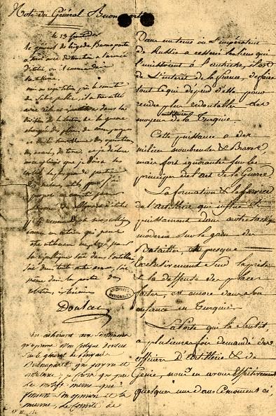 Document「Note From General Bonaparte」:写真・画像(14)[壁紙.com]