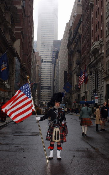 Tartan check「Tartan Day Parade In New York」:写真・画像(9)[壁紙.com]