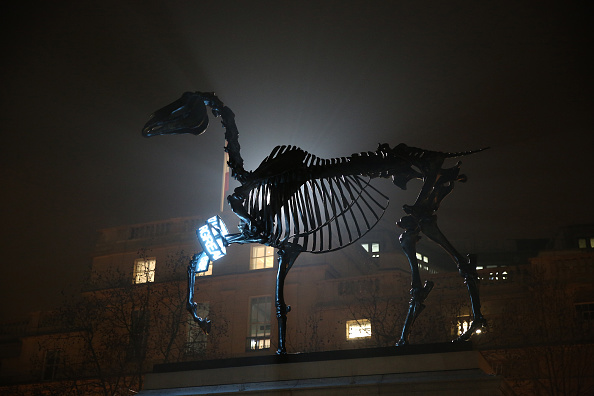 Electric Light「Trafalgar Square's Fourth Plinth Exhibit」:写真・画像(14)[壁紙.com]