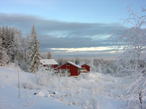 Snowdrift「Wintertime in sweden」:スマホ壁紙(14)