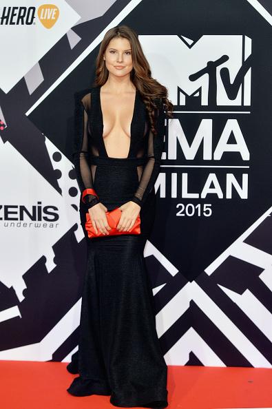 MTVヨーロッパ音楽賞「MTV EMA's 2015 - Red Carpet Arrivals」:写真・画像(2)[壁紙.com]