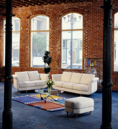 露出オーバー「ご自宅のリビングルームのインテリアデザイン」:スマホ壁紙(10)