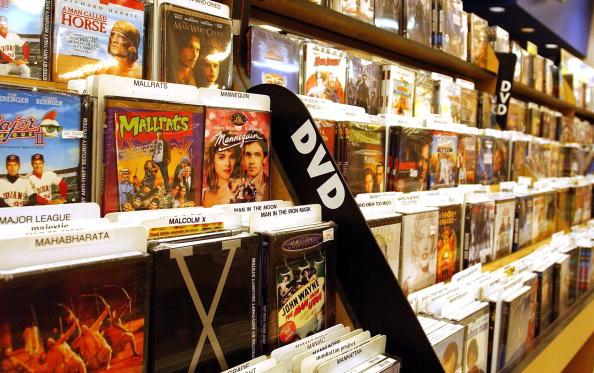 DVD「DVD Rentals Top VHS In U.S.」:写真・画像(12)[壁紙.com]