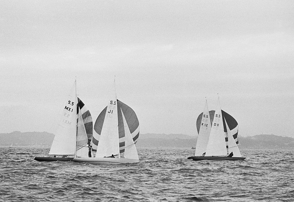 Sail「XVIII Olympic Summer Games」:写真・画像(16)[壁紙.com]