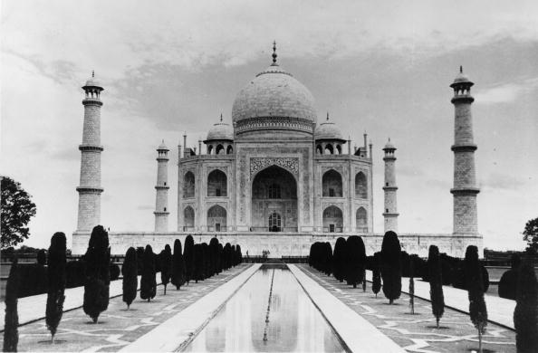 Architectural Feature「Taj Mahal」:写真・画像(17)[壁紙.com]