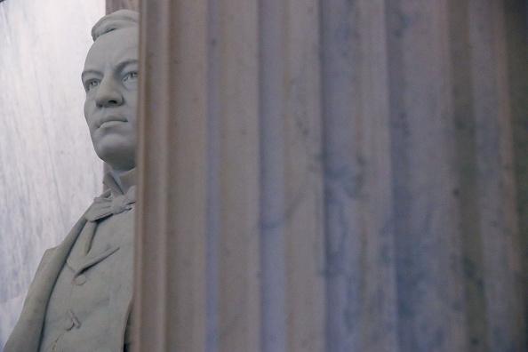Architectural Column「House Speaker Nancy Pelosi Writes Letter Asking Congress Remove 11 Confederate Statues From U.S. Capitol」:写真・画像(5)[壁紙.com]