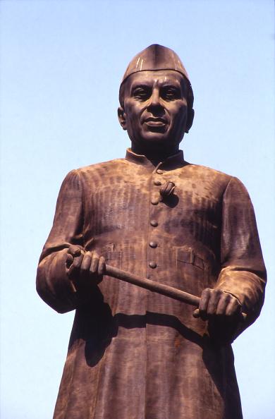 Male Likeness「A Statue Of Jawaharlal Nehru」:写真・画像(9)[壁紙.com]