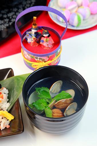 ひな祭り「Ushio-jiru」:スマホ壁紙(18)