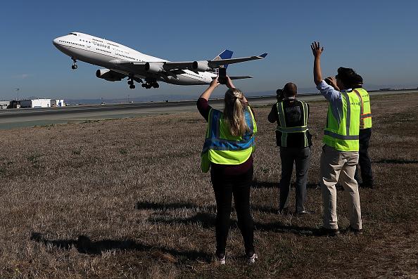 オアフ島「United Airlines Retires The Boeing 747 From Its Fleet」:写真・画像(12)[壁紙.com]