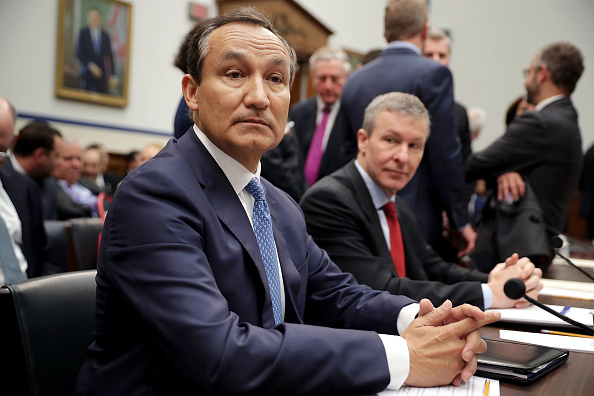 Rayburn House Office Building「United Airlines CEO Testifies At House Hearing On Airline Customer Service」:写真・画像(13)[壁紙.com]