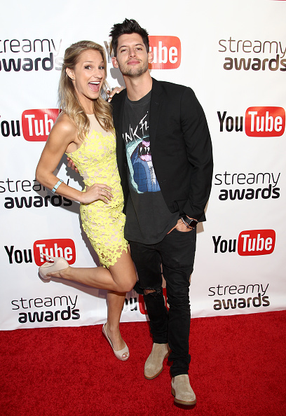 Yellow Dress「Official Streamy Awards Nominee Reception At YouTube Space LA」:写真・画像(14)[壁紙.com]
