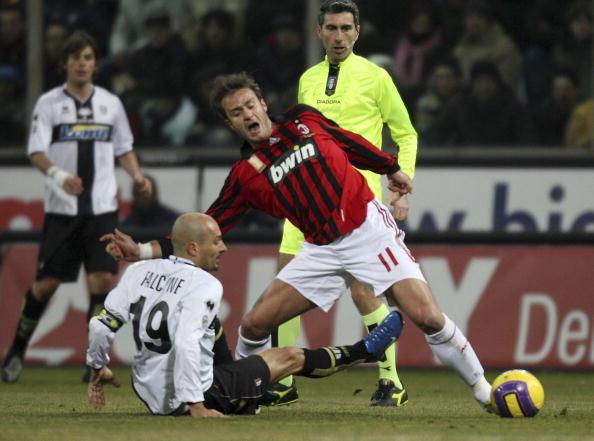 Alberto Gilardino「Parma v Milan - Serie A」:写真・画像(1)[壁紙.com]