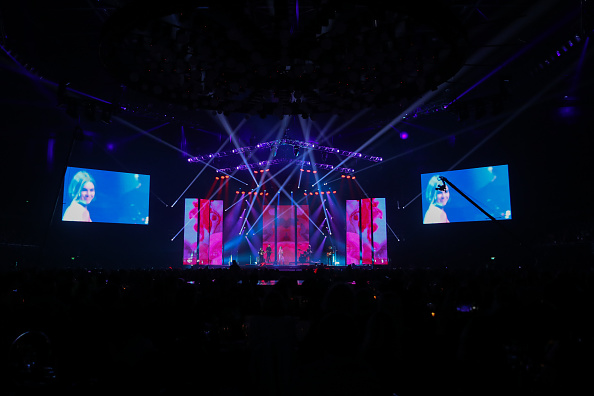 Spark Arena「2019 Vodafone New Zealand Music Awards - Show」:写真・画像(11)[壁紙.com]