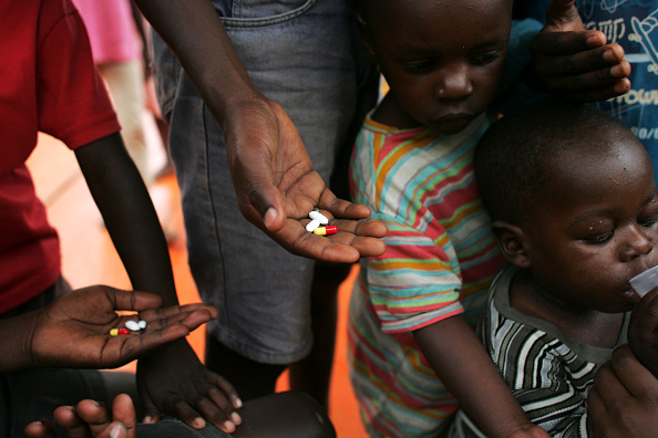 AIDS「Uganda Leads The Way In Africa's Fight Against AIDS」:写真・画像(14)[壁紙.com]