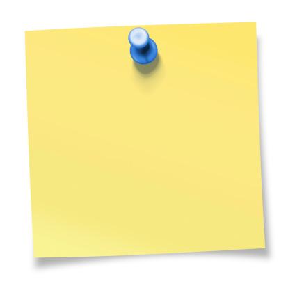 Vector「黄色粘着性注意ピン付き、ブルーの画鋲」:スマホ壁紙(8)