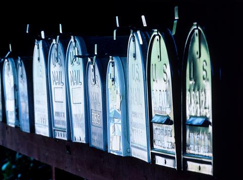 Carmel - California「Mailboxes/ Carmel, Ca」:スマホ壁紙(18)