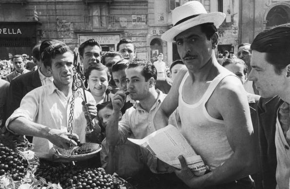 Market Stall「Naples Market」:写真・画像(6)[壁紙.com]