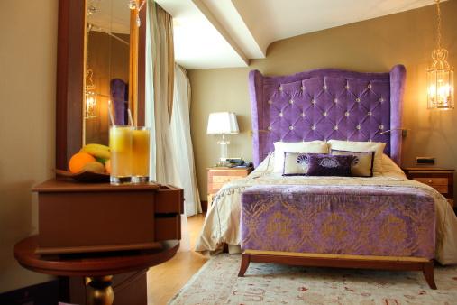 Hotel「Luxury Bedroom」:スマホ壁紙(13)