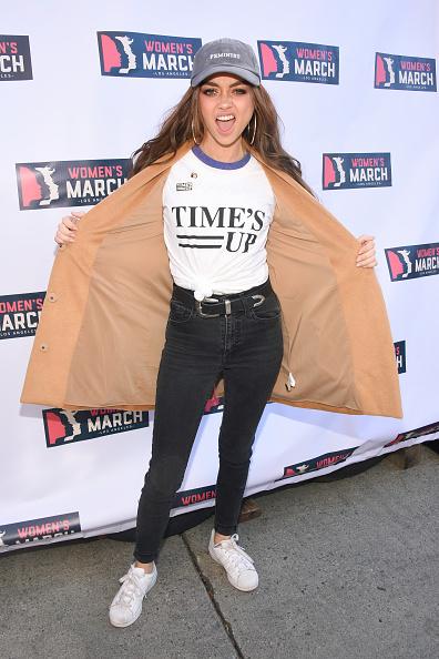 T-Shirt「2018 Women's March Los Angeles」:写真・画像(15)[壁紙.com]