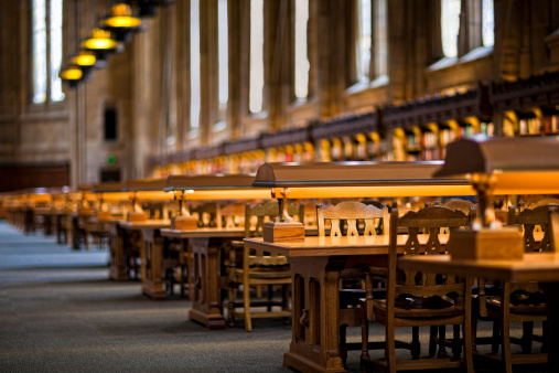 History「University of Washington Suzzallo Library」:スマホ壁紙(6)
