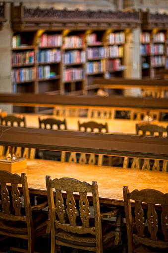 Architectural Feature「University of Washington Suzzallo Library」:スマホ壁紙(12)