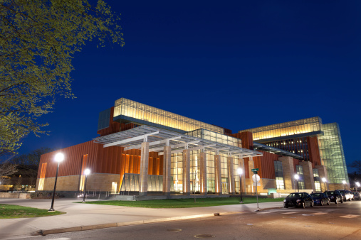 Campus「University of Michigan Business School」:スマホ壁紙(11)