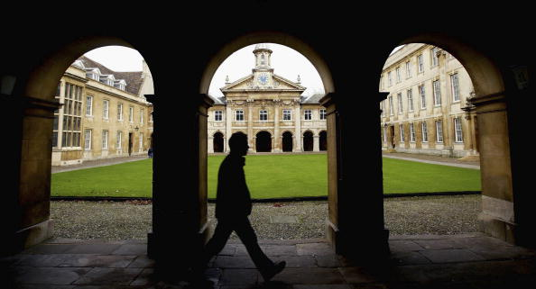 University「Cambridge University Term Starts As Top Up Fees Debate Looms  」:写真・画像(7)[壁紙.com]