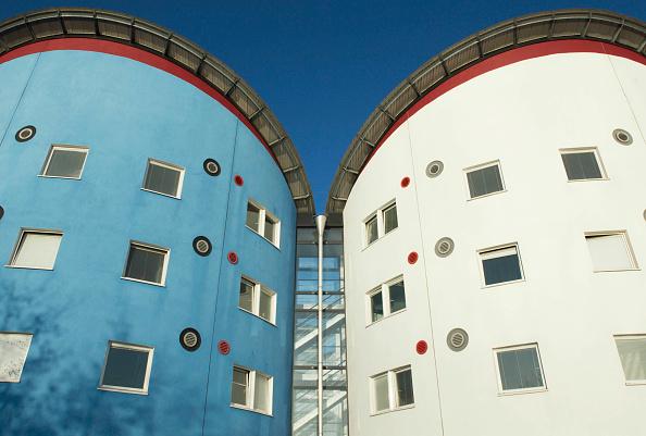 Symmetry「University of East London, Docklands Campus, East London, UK, 2008」:写真・画像(11)[壁紙.com]