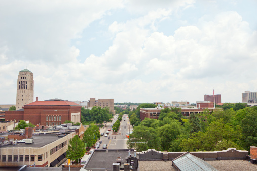 2013「University of Michigan campus」:スマホ壁紙(14)