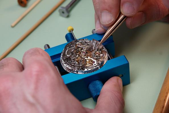 Watch - Timepiece「Montblanc Factory」:写真・画像(17)[壁紙.com]