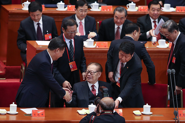 トップランキング「19th National Congress Of The Communist Party Of China (CPC) - Opening Ceremony」:写真・画像(16)[壁紙.com]