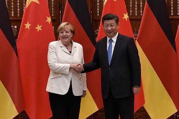 アンゲラ・メルケル「2016 G20 State Leaders Hangzhou Summit」:写真・画像(17)[壁紙.com]