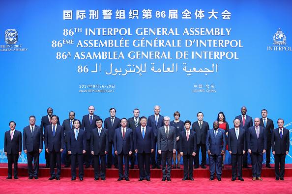 Secretary-General「86th INTERPOL General Assembly」:写真・画像(5)[壁紙.com]