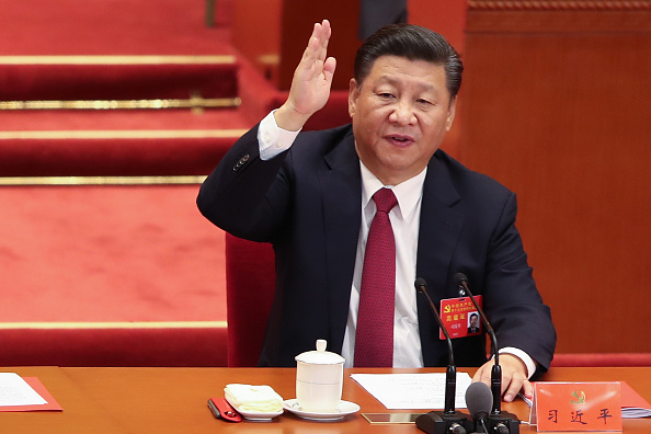 政治「19th National Congress Of The Communist Party Of China (CPC) - Closing Ceremony」:写真・画像(4)[壁紙.com]
