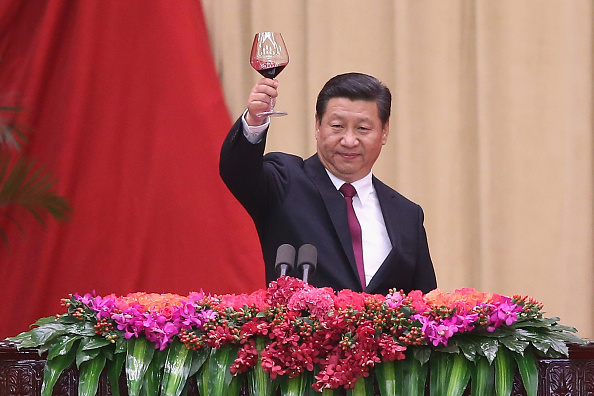 Celebration Event「2014 China's National Day Reception」:写真・画像(11)[壁紙.com]