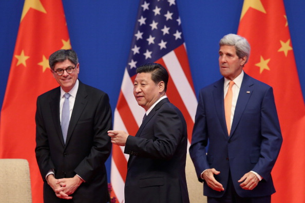 John Kerry「The 6th Round Of The China-U.S. Strategic And Economic Dialogue & 5th Round Of The China-US High Level Consultation On People-To-People Exchange」:写真・画像(5)[壁紙.com]