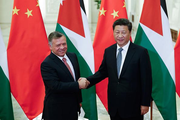 King Abdullah II of Jordan「King of Jordan Abdullah II Visits China」:写真・画像(17)[壁紙.com]