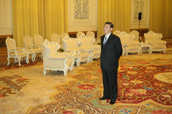 Waiting「Xi Jinping Meets U.S. Secretary Of Treasury Jacob Lew」:写真・画像(15)[壁紙.com]