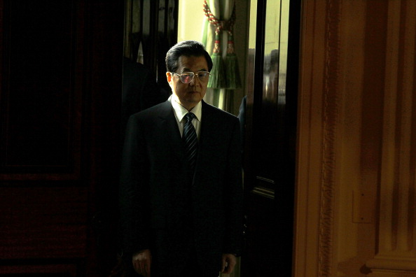 Alex Wong「Obama Hosts Chinese President Hu Jintao For State Visit At White House」:写真・画像(3)[壁紙.com]