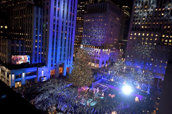 Christmas「85th Rockefeller Center Christmas Tree Lighting Ceremony」:写真・画像(8)[壁紙.com]