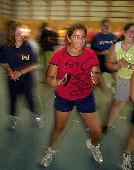 William Thomas Cain「Overweight Campers Learn to Shed Pounds」:写真・画像(10)[壁紙.com]