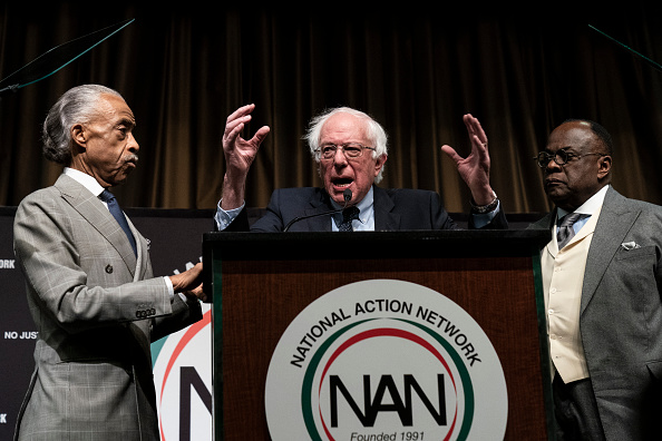 Al Sharpton「Presidential Candidates And Politicians Attend National Action Network Annual Convention」:写真・画像(11)[壁紙.com]