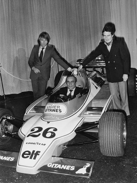 レーシングドライバー「Ligier JS11」:写真・画像(8)[壁紙.com]