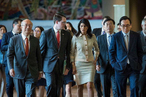 Global「United Nations Security Council Meets To Discuss North Korea」:写真・画像(4)[壁紙.com]