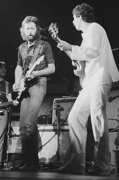 ミュージシャン カルロス・サンタナ「Clapton's US Tour」:写真・画像(18)[壁紙.com]