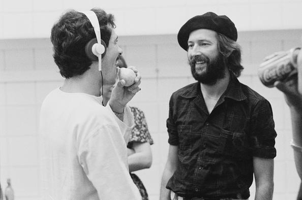 ミュージシャン カルロス・サンタナ「Clapton's US Tour」:写真・画像(9)[壁紙.com]