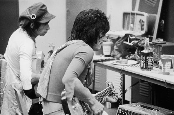 Keith Richards - Musician「Stones Tune Up」:写真・画像(13)[壁紙.com]